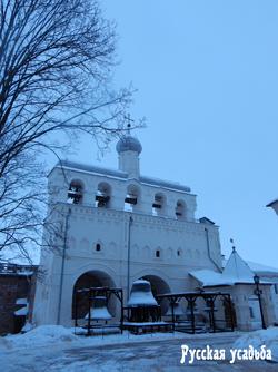 Софийская звонница. Фото Писанова С.
