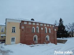 Владычная (Грановитая) палата. Фото Писанова С.