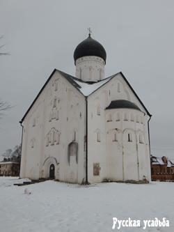 Церковь Спаса Преображения на Ильине улице. Фото Писанова С.