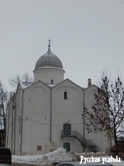 Церковь Иоанна на Опоках. Фото Писанова С.