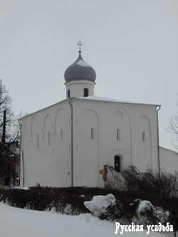 Церковь Успения на Торгу. Фото Писанова С.