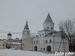 Воротная башня Гостиного двора. Фото Писанова С.