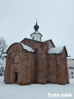 Церковь Параскевы Пятницы. Фото Писанова С.