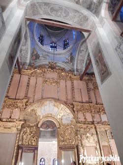 Внутреннее убранство Никольского собора. Фото Писанова С.