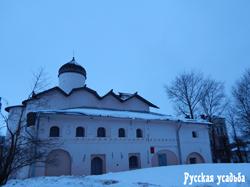 Церковь Жен Мироносиц. Фото Писанова С.
