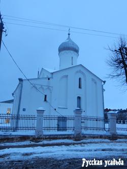 Церковь Прокопия. Фото Писанова С.