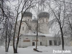Рождественский собор Антониева монастыря. Фото Писанова С.