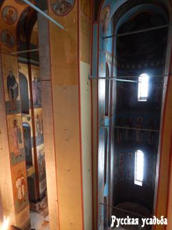Внутреннее убранство Георгиевского собора. Фото Писанова С.