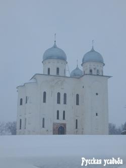 Георгиевский собор. Фото Писанова С.