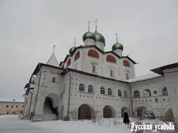 Никольский собор с галереями. Фото Писанова С.