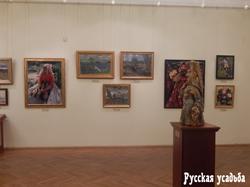 Экспозиция Музея изобразительных искусств. Фото Писанова С.