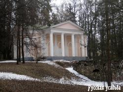 Усадьба Валуево. Охотничий домик. Фото И.Зеленцова