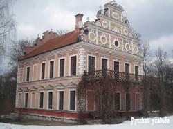 Усадьба Вороново. Голландский домик. Фото И.Зеленцова