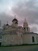 Храм Зачатья Иоанна Предтечи в Коломне