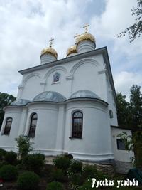 Троицкий монастырь. Собор троицы Живоначальной.