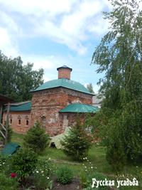 Троицкий монастырь. Церковь Успения Богородицы.