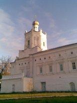 Покровский монастырь в Солотче