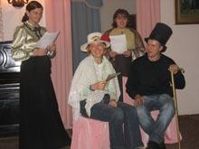 Играем «Ревизора» в гостях у купца Первушина
