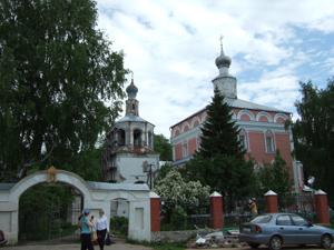 Венев-Никольский монастырь
