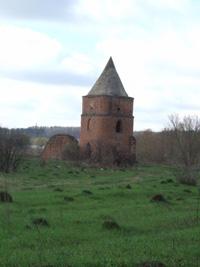 Усадьба-крепость гр. М.Ф. Каменского