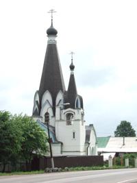 Старообрядческая церковь Георгия Победоносца (Гжельская ц.)
