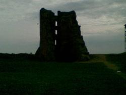 Новогрудок, фрагменты старинной крепости