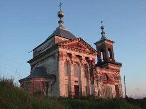 с.Ермолово Успенская церковь