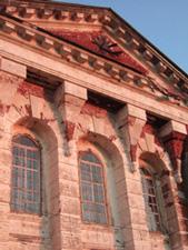 с.Ермолово Успенская церковь (фрагмент)