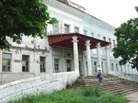 Главный дом. Парадный фасад