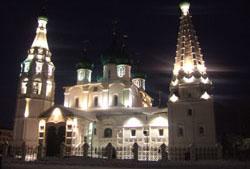 Ильинский храм. Фото Зенина Алла