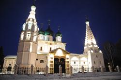 Ильинский храм. Фото Соловьев Андрей