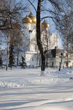 Успенский храм. Фото Соловьев Андрей
