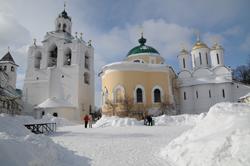 Спасо-Преображенский монастырь. Фото Соловьев Андрей