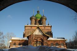 Церковь Иоанна Предтечи в Толчково. Фото Соловьев Андрей