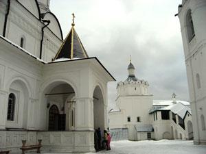 Троицкий Болдинский монастырь